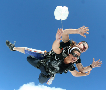 Stockton, California Skydive Photographs