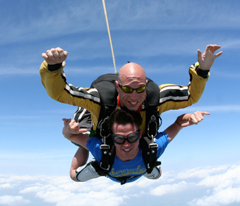 Holiday Skydiving Gift Vouchers