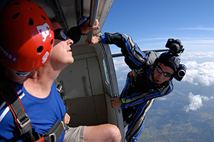 Skydiving Video Packages Stockton