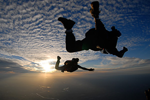 Skydiving Training in Stockton